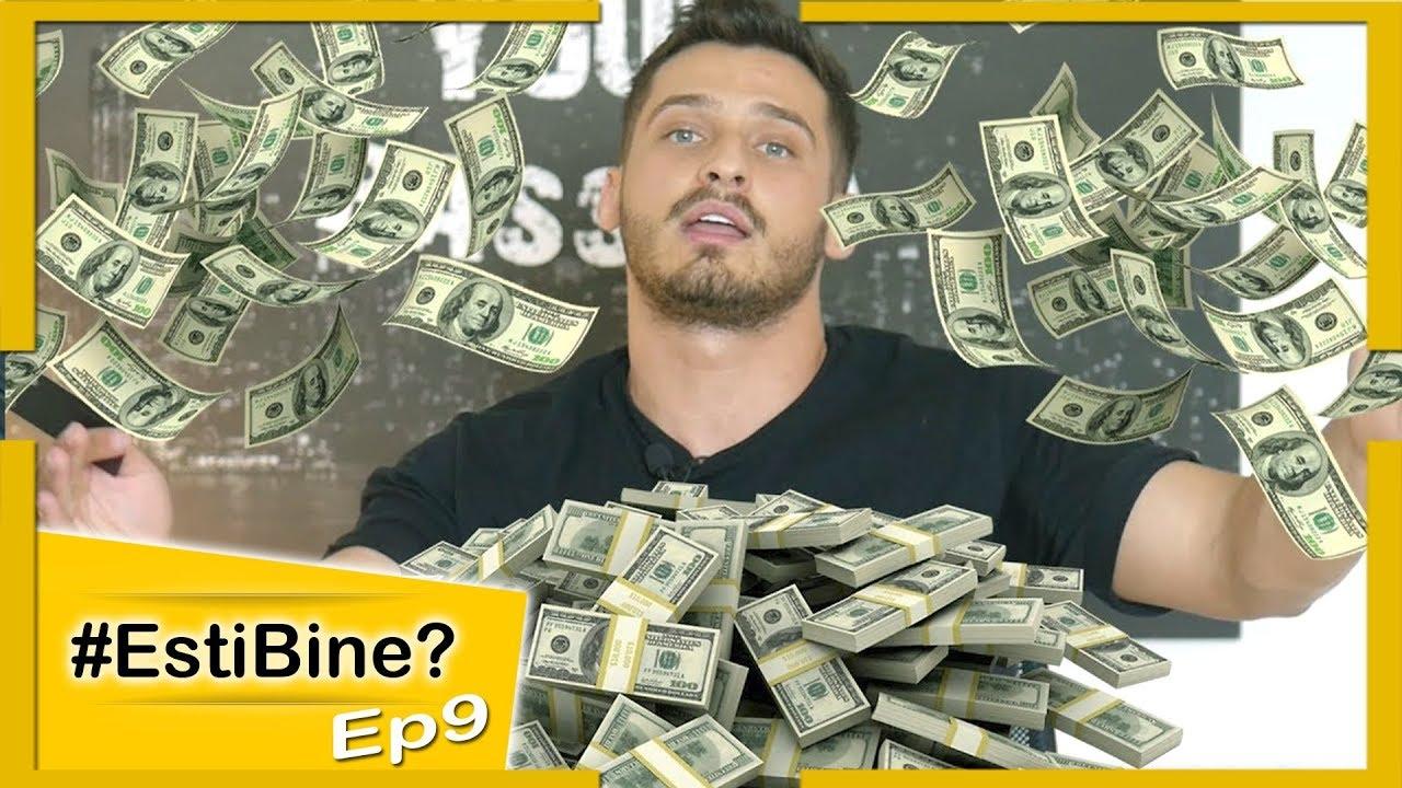 vrei bani ca să faci bani