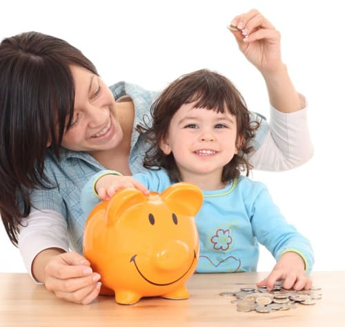 cum să faci bani buni pentru copii
