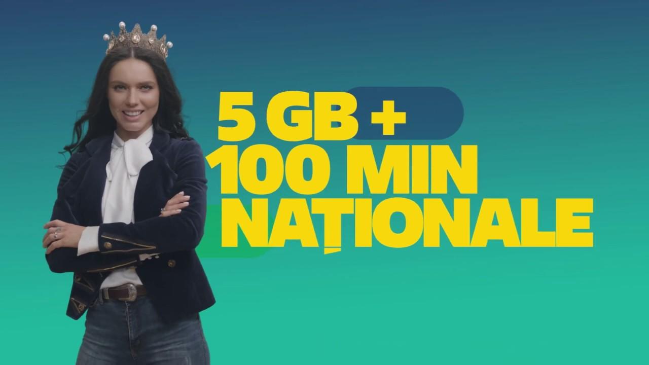 Naționale, Internaționale & Pachete Internet - Lycamobile Romania