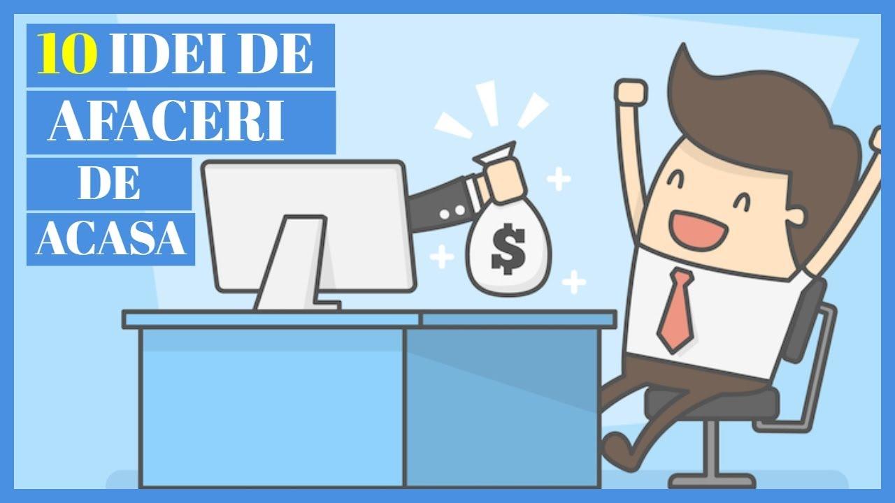 afaceri care fac bani online)