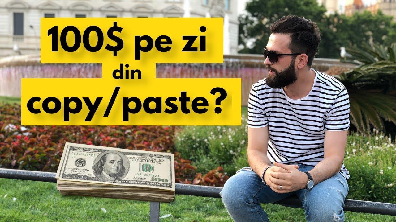 cum fac bani astăzi)