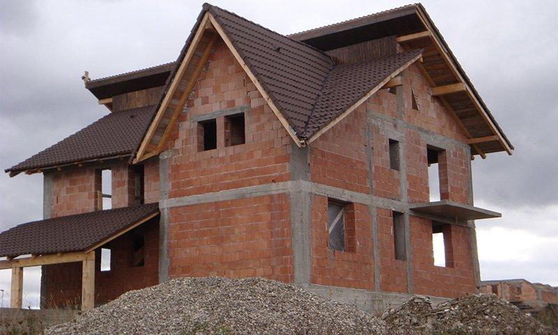 cum să faci bani pentru a construi o casă)