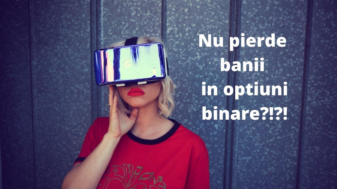 retragerea banilor din opțiunile binare video