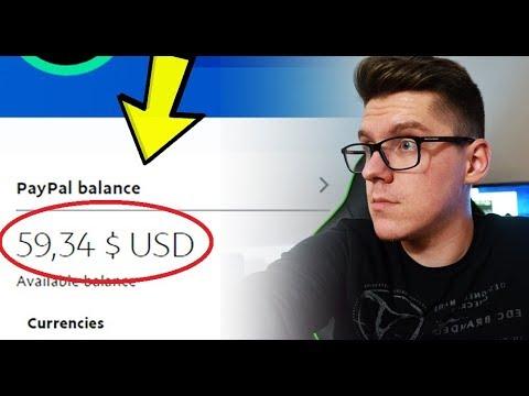 câștigați bani pe internet cu o investiție de 50)