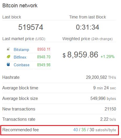 stocarea bitcoinelor