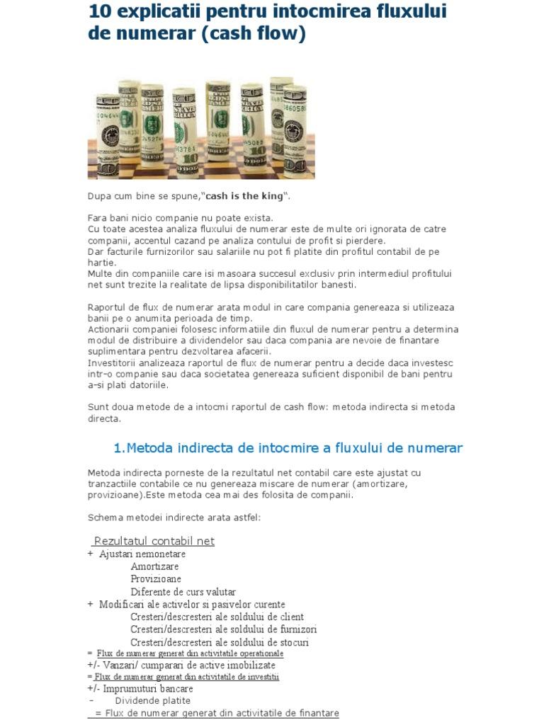 Startarium - Proiecții financiare | Cum le faci + template de cashflow (flux de numerar)