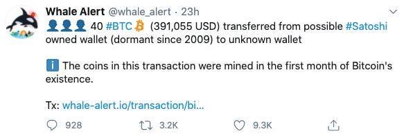 Rata de la Satoshi la Bitcoin)