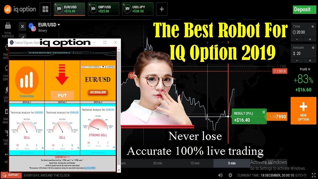 bot pentru tranzacționarea opțiunilor iq