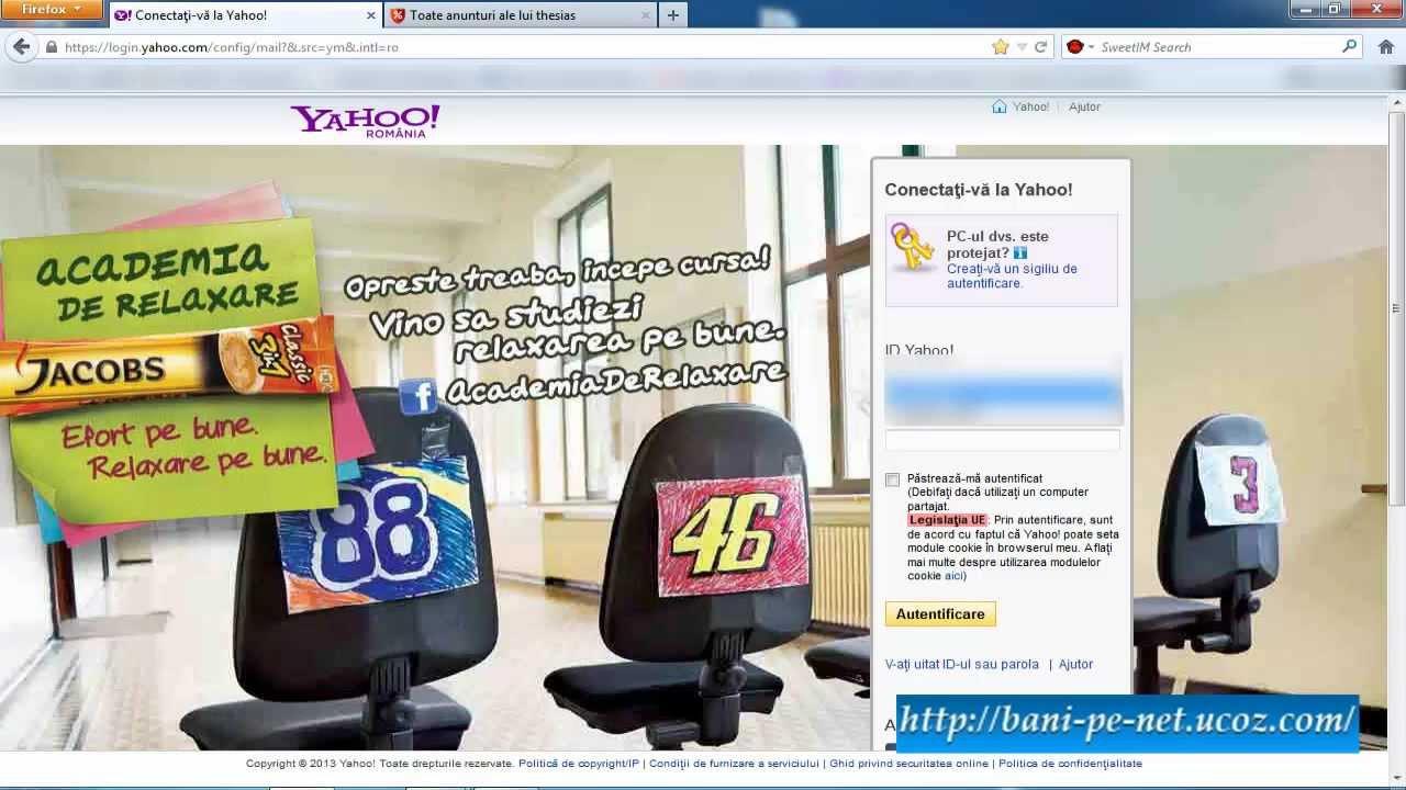 castiga bani pe internet)
