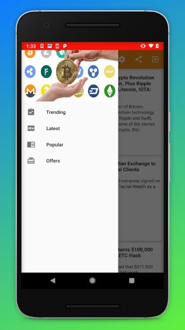 cripto Android github)
