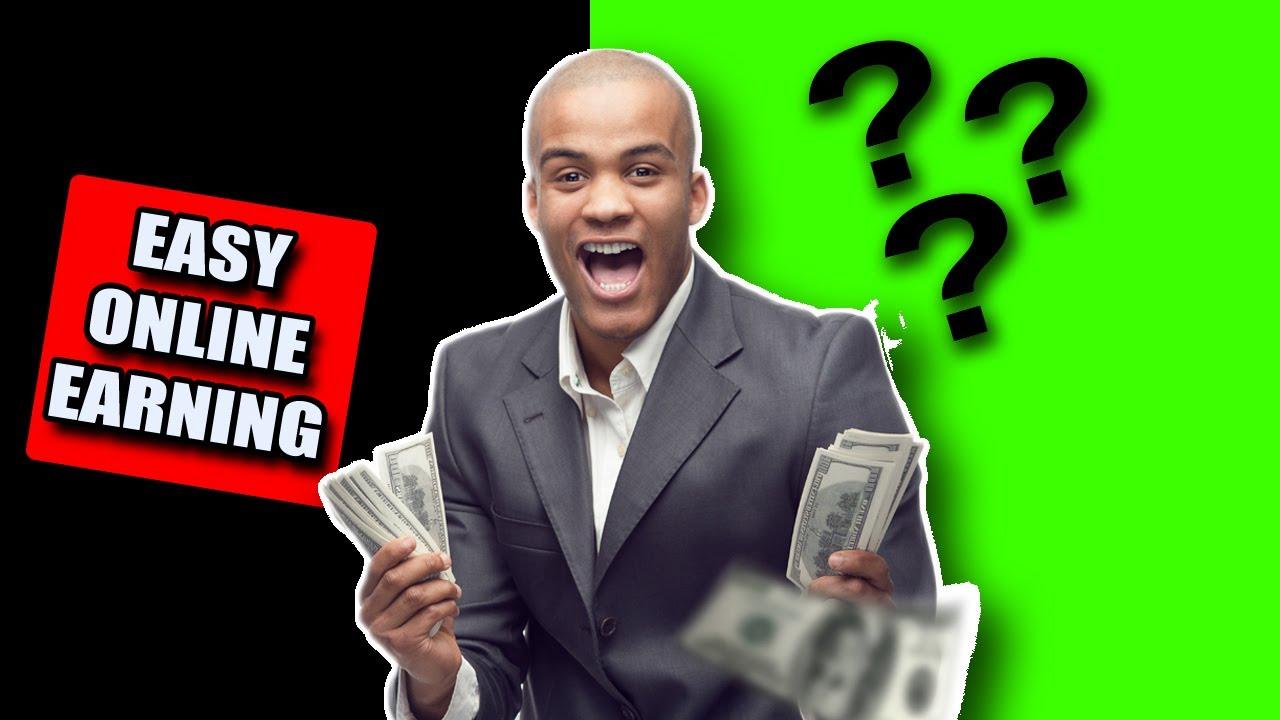 câștigarea ușoară a banilor pe Internet fără investiții