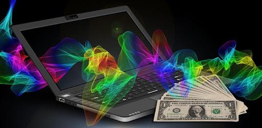 câștigând bani folosind bani pe internet