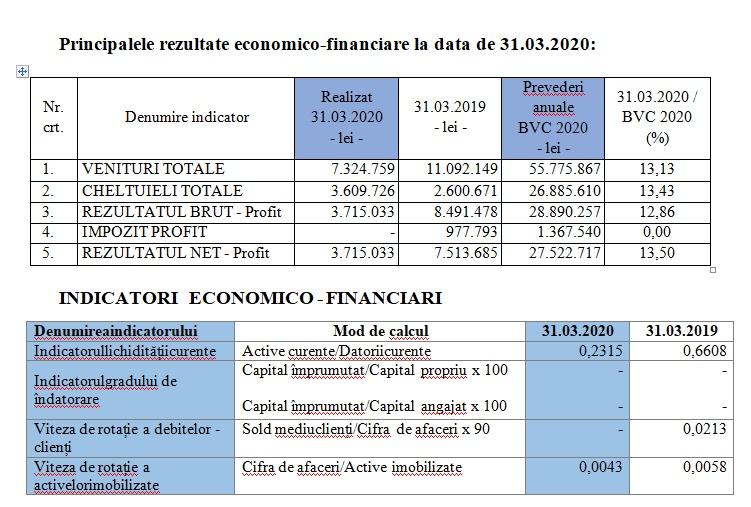 dacă raportul de independență financiară este mai mult decât norma)