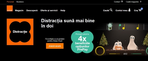 Promoţie Cartela Vodafone