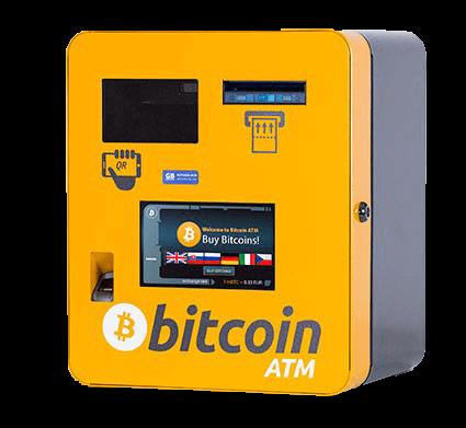 Mașină Bitcoin în Alberta, Canada)