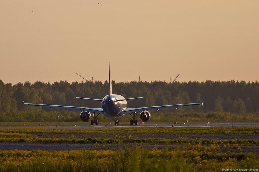 Aviație   Marsh