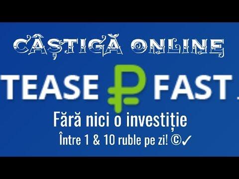 câștigați acasă fără investiții fără internet metodologia de tranzacționare de înaltă frecvență