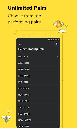 binance trading bot pentru Android)
