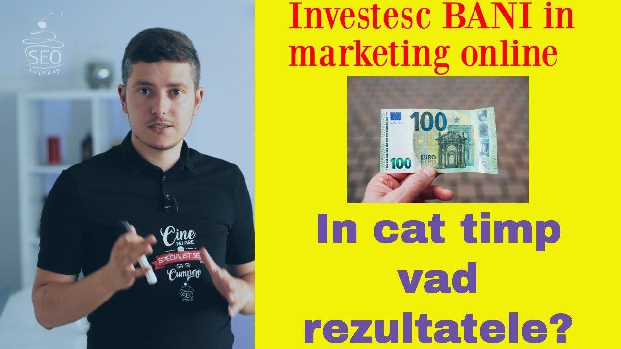 investind bani în proiecte online)