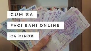 noi metode de a face bani online