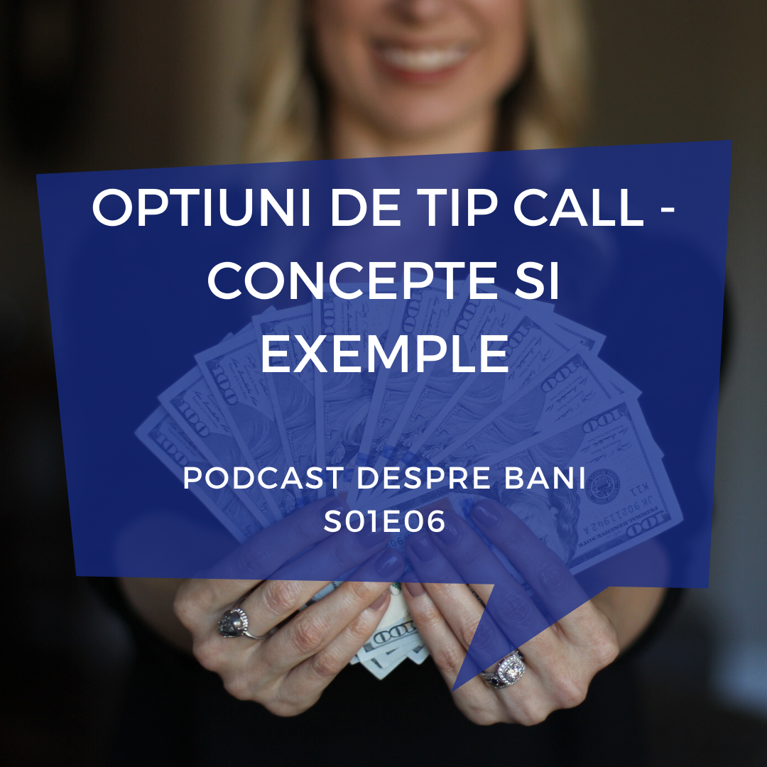 Podcast S01E07 – Optiuni de tip PUT | Concepte si exemple - Finanțe Personale