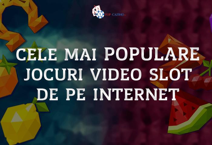 Sloturi Cu Cele Mai Mari Câștiguri - Lista cazinourilor online sigure din România – Hanu Bratcutei