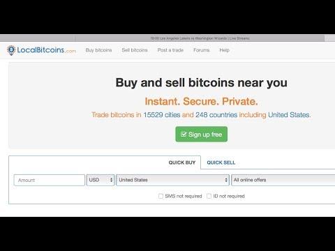 autentificare localbitcoins