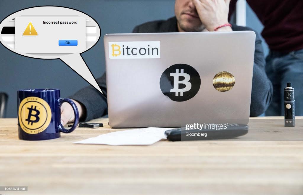 lista de portofele bitcoin pierdute