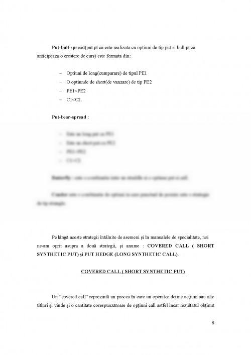 Contractele opționale sunt tipuri, concepte și caracteristici - Comercial -