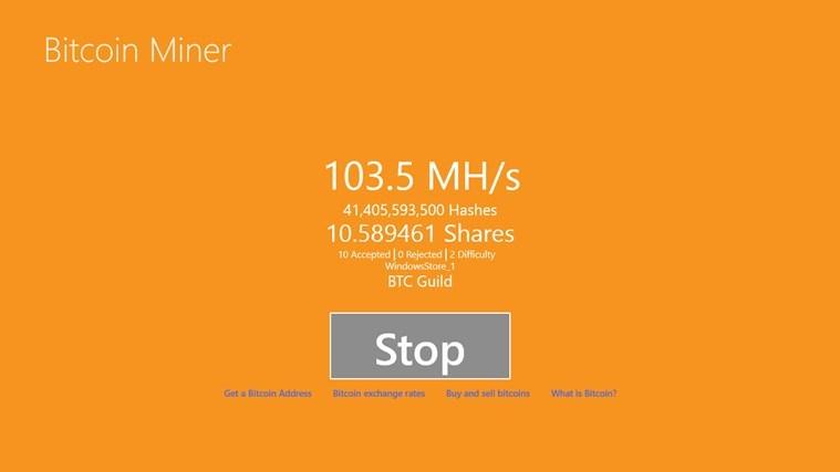 câștigați bitcoins pe Microsoft Lumia