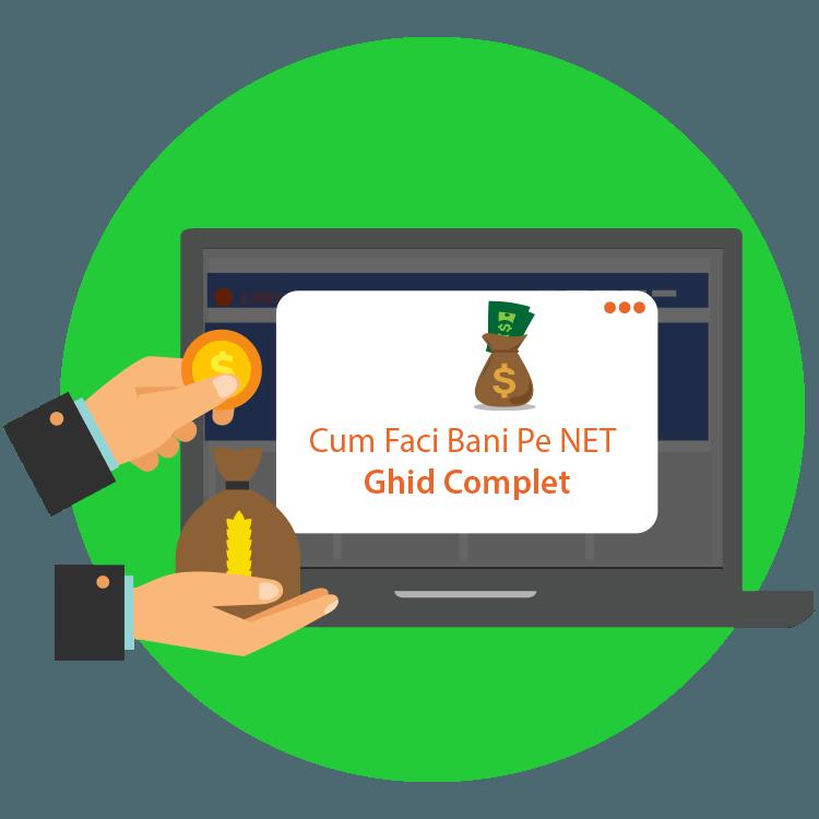 Câștiguri online – sistem de venit pasiv brevetat