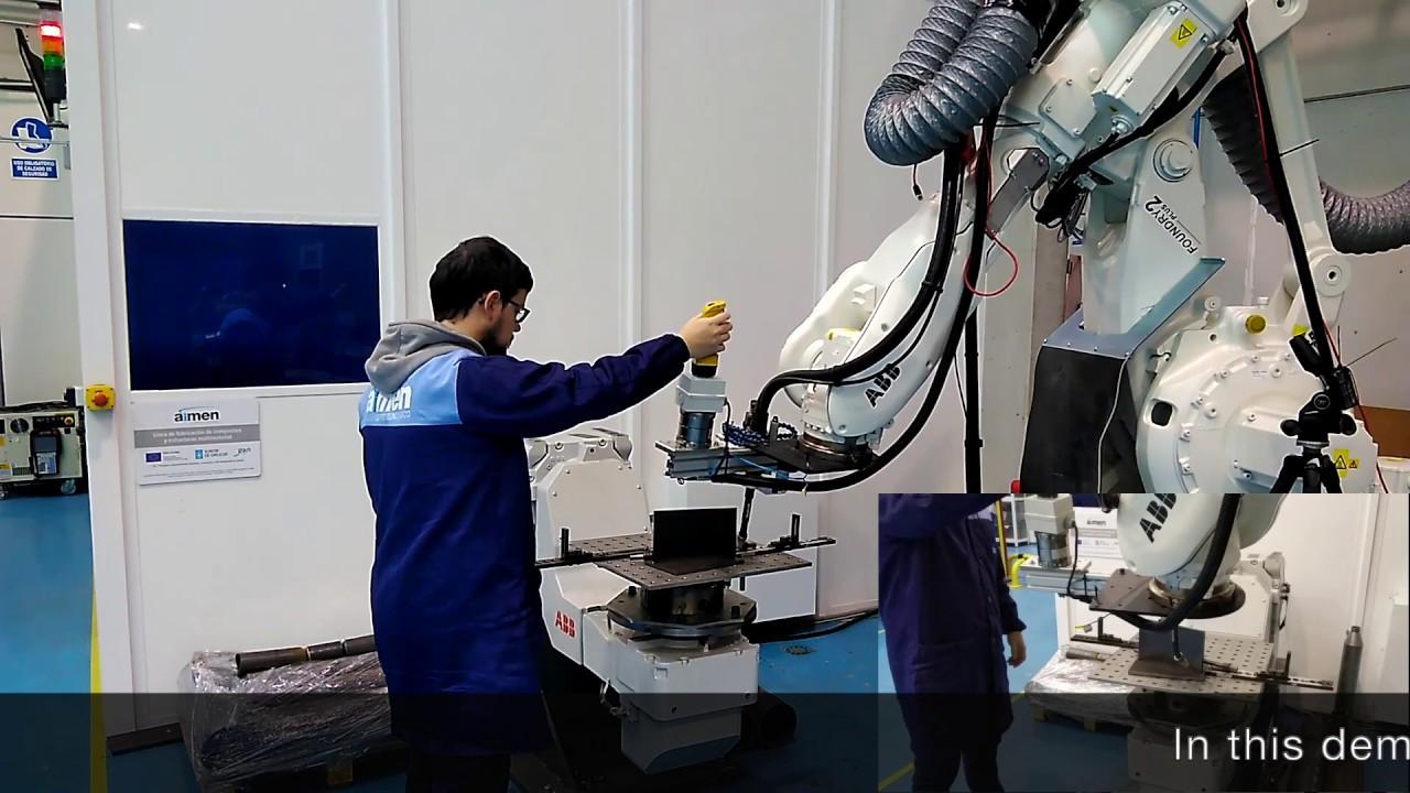 construirea de roboți comerciali)