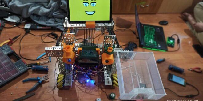 evaluarea consilierilor de roboți)