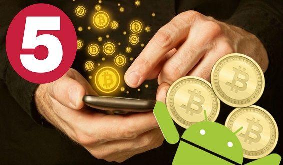 5 Aplicație pentru a câștiga bitcoins prin telefon pe iPhone și Android