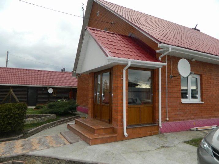 Idei pentru afaceri într-o casă privată din sat.