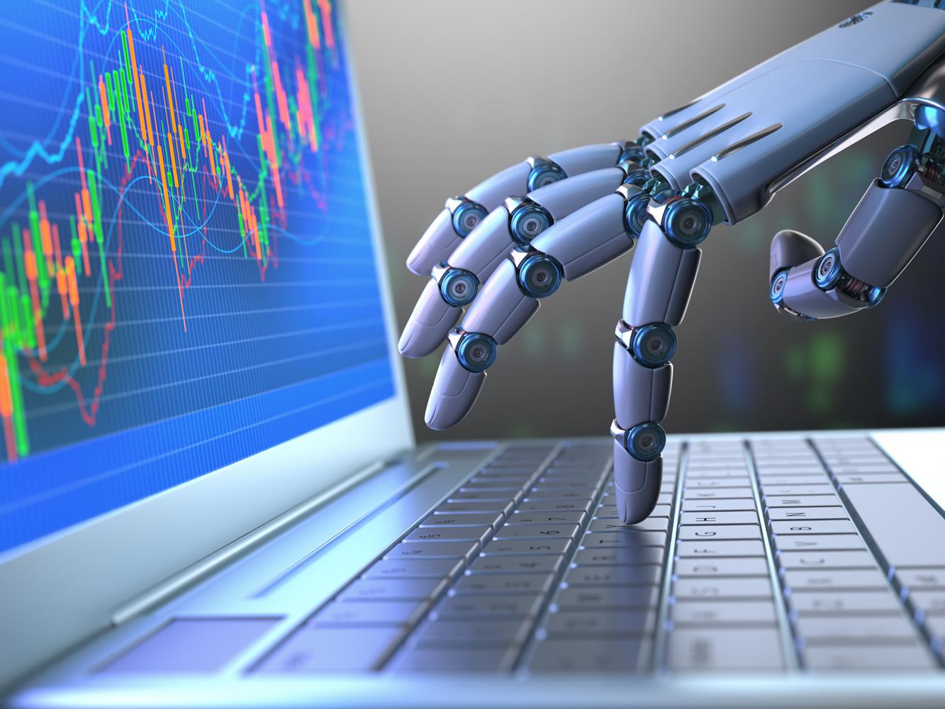 roboți în tranzacționarea opțiunilor binare