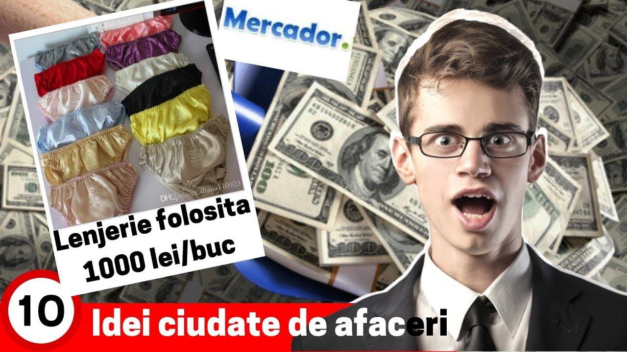 idei cum să faci bani din nimic)