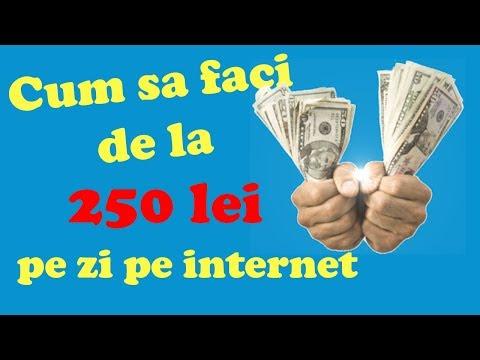 10 moduri de a câștiga bani pe internet fără investiții)