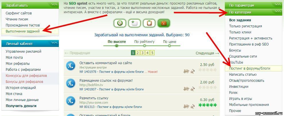 Chaturi unde poți câștiga bani. Categorii de membri