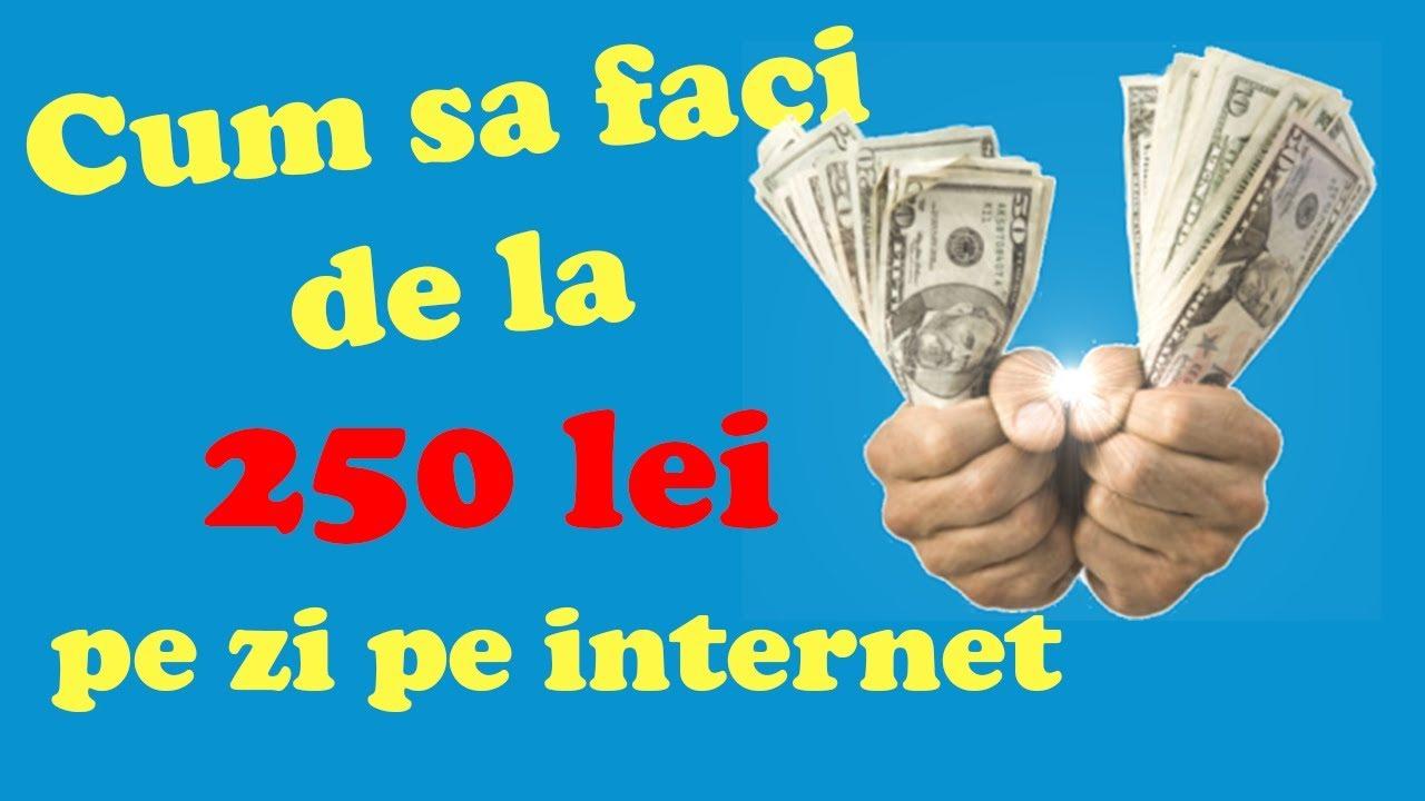 cum poți câștiga bani pe internet fără investiții)