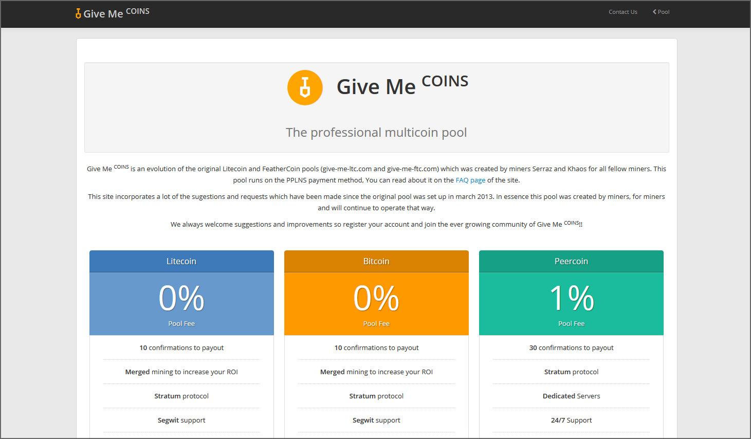 cel mai bun pool bitcoin)