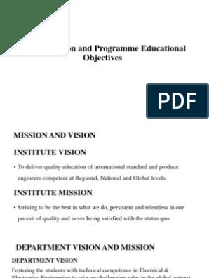 program educațional de opțiuni