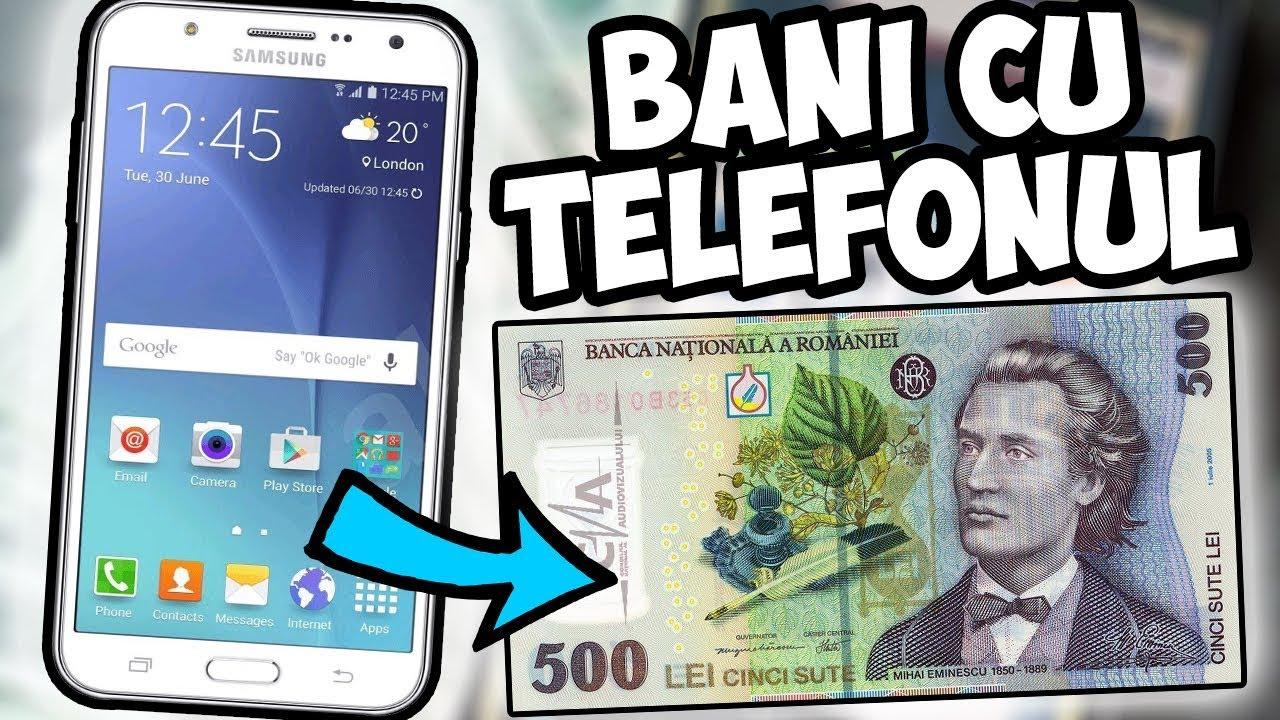 Fac bani ușor și rapid)