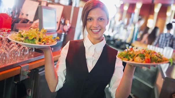 cum să faci bani pentru chelneri