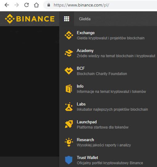 bitcoin preț us binance