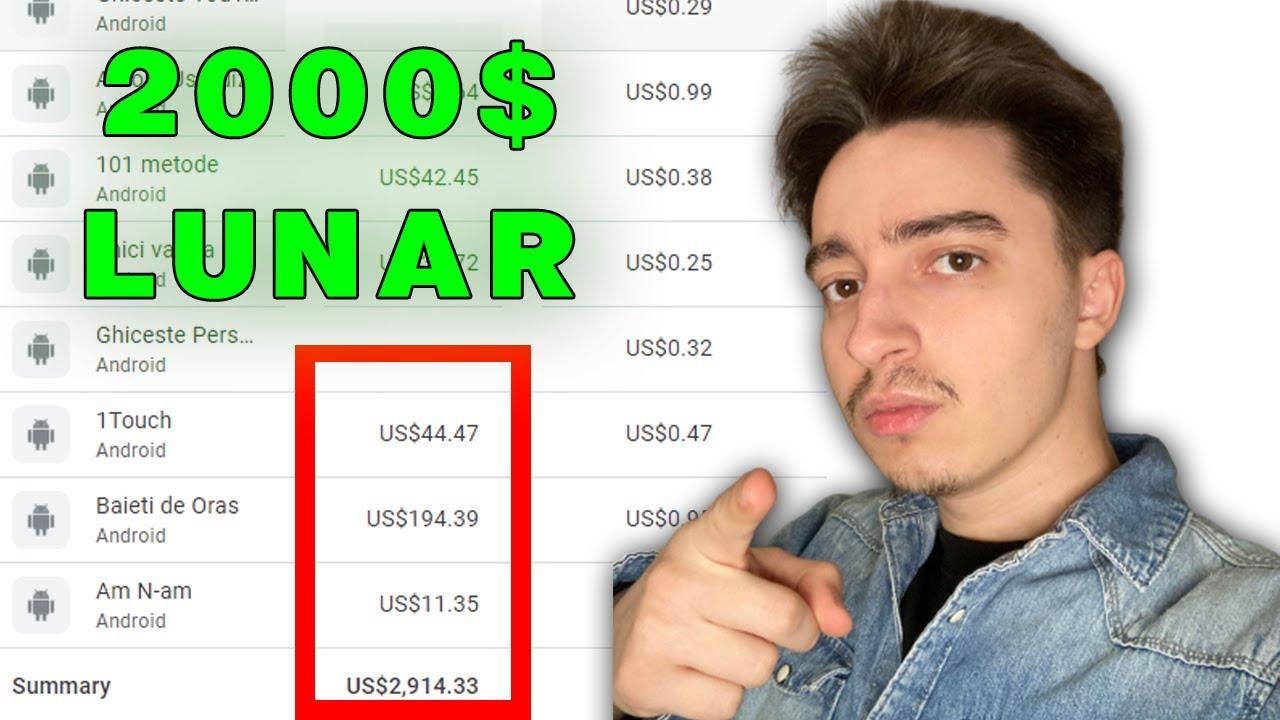 cum să faci bani pe iOS)
