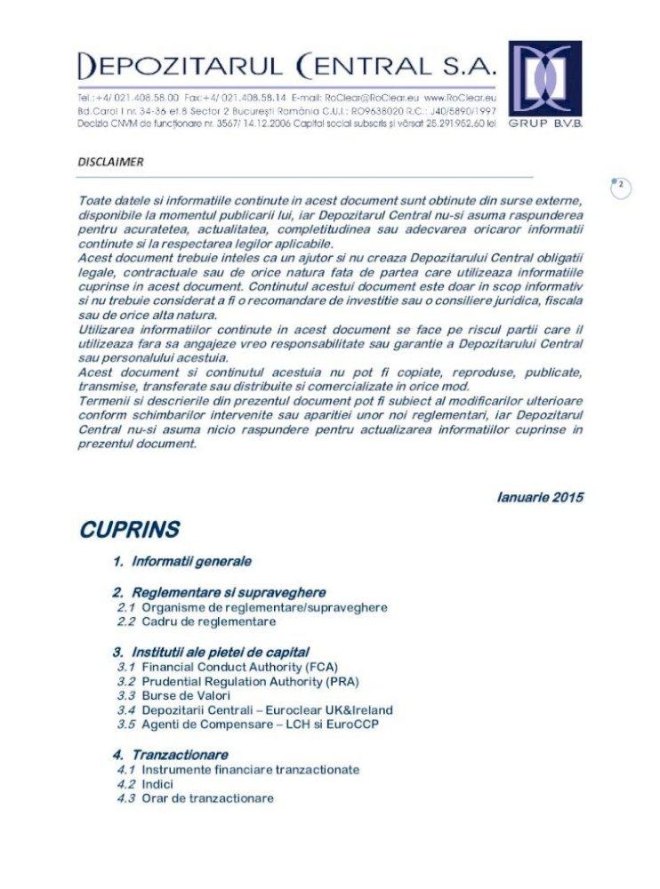 Opțiuni de acord contra-tranzacționare – Affinity