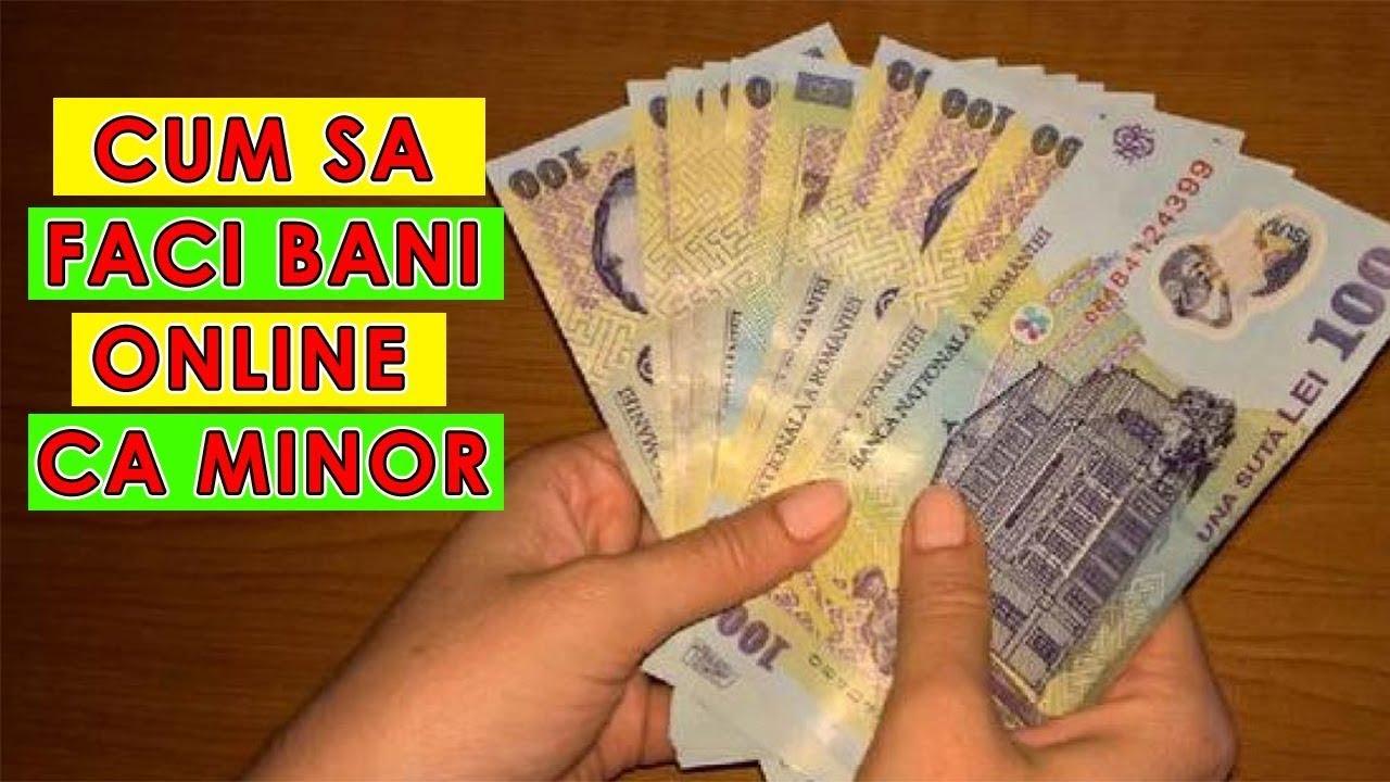 cum să faci bani în numerar