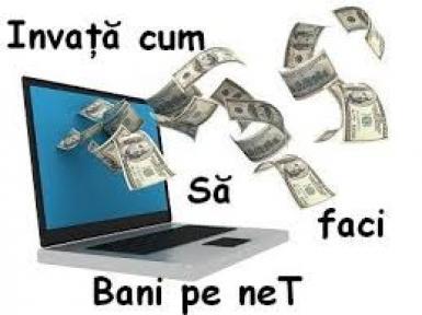 cum faci bani online