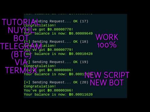 btc bot telegram termux
